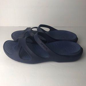 Crocs sandals women's size 11